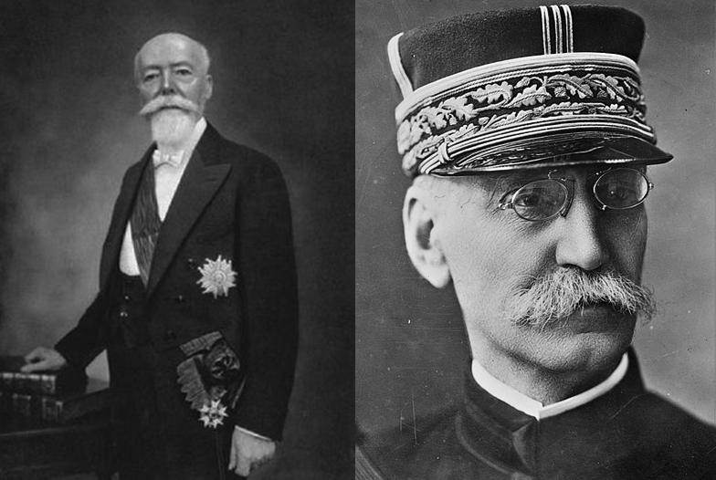 Réflexions d'un confiné: Paul Doumer et Joseph Gallieni