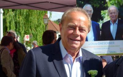 Villennes: une victoire très serrée pour Jean-Pierre Laigneau