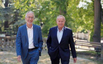 A Villennes, Jean-Pierre Laigneau et Olivier Daeschner réussiront-ils, après la fusion de leurs listes ?