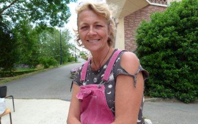 Rencontre avec Sandrina Van Geel, mosaïste