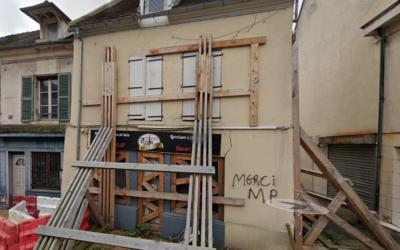 Effondrement au 177 rue Paul Doumer: la mairie de Triel prend de nouvelles mesures