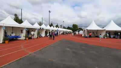 76 associations et presque 2000 visiteurs au Forum 2020 des Mureaux