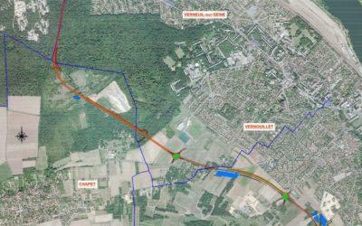 Le projet de déviation de la RD 154, achevons-le!