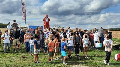 La Marche des Enfants du Vexin: une marche pour manifester et se rencontrer