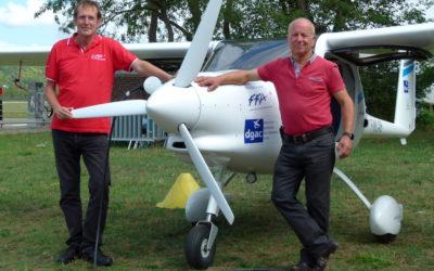 L'Aéro-club Roger Janin, pionnier de l'avion électrique
