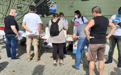 World CleanUp Day 2020 aux Mureaux: belle mobilisation et 287 kg ramassés