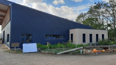 Aux Mureaux, l'association Les Jardins Equalis aprésenté les fruits de son travail