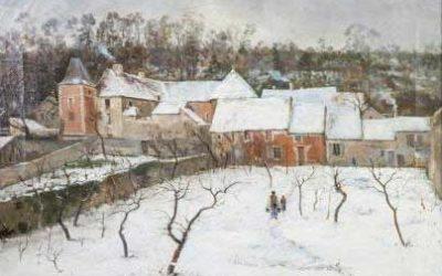 De Poissy àMédan, une enquête sur l'artiste peintre paysagiste Jules Rozier (1821−1882)