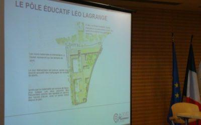 Aux Mureaux, la construction du Pôle Lagrange commencera en octobre