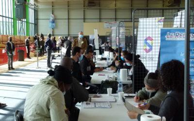A Chanteloup, le salon de job dating organisé par l'association «Rencontres pour l'égalité d'accès à l'emploi»