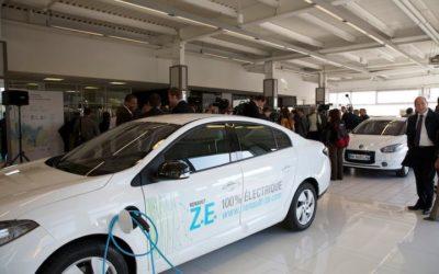 La Région Île-de-France met en place une prime de 2500 euros pour inciter à transformer les véhicules thermiques en véhicules électriques