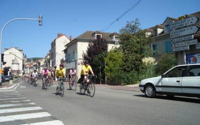 Sur les pistes cyclables françaises, les vélos commencent àbouchonner!