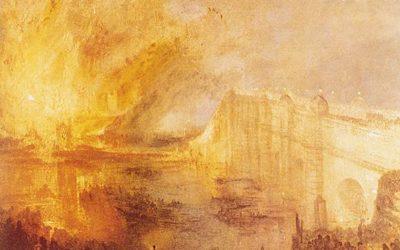 Exposition Turner àParis: une incursion poétique