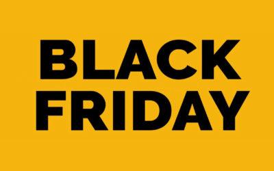 Reportons le Black Friday et donnons-lui des couleurs, àla française!