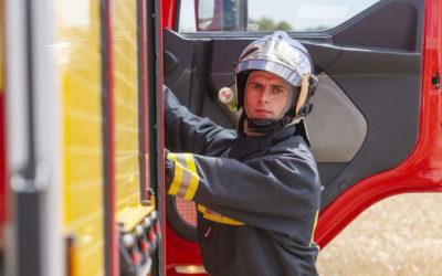 L'assureur GMF soutient les initiatives des sapeurs-pompiers yvelinois afin de prévenir les risques routiers