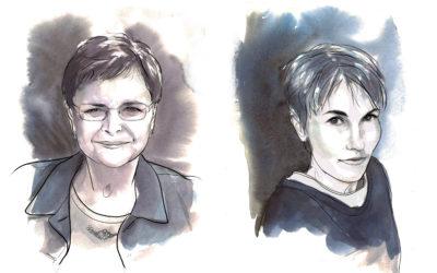 La littérature locale se construit par la coopération entre deux auteures de Verneuil etTriel