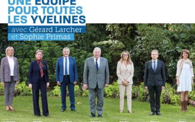 L'équipe de Gérard Larcher veut sauver les commerces dans les Yvelines