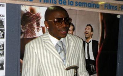Award du Meilleur film international africain de l'année pour Ecclésiaste Lemba, ancien Muriautin