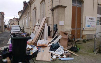 Collecte des déchets: trois pétitions mais sans efficacité!