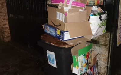 L'organisation de la collecte et de la gestion des déchets, etaprès?