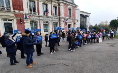 Désectorisation scolaire àEpône: «Je veux être éduqué là où jevis!»