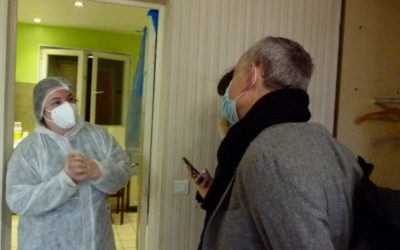 Andrésy ouvre un centre de dépistage du Covid-19