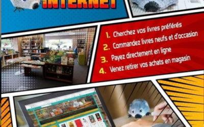 La librairie Aptimots des Mureaux aouvert son site Internet