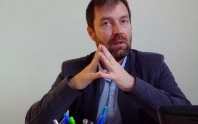 Cédric Guillaume: «Juziers devrait être la porte d'entrée de la citadelle naturelle duVexin»