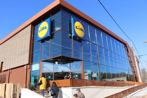 Un nouveau Lidl ouvre ses portes àMeulan-en-Yvelines