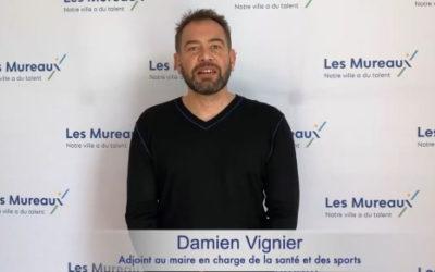 Damien Vignier fait le point sur la situation aux Mureaux face au Covid-19