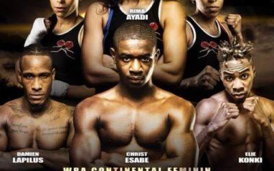 Boxe anglaise: le gala de BAM l'Héritage confirmé pour samedi