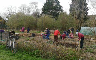Triel Environnement lance Le Jardin Rive Gauche
