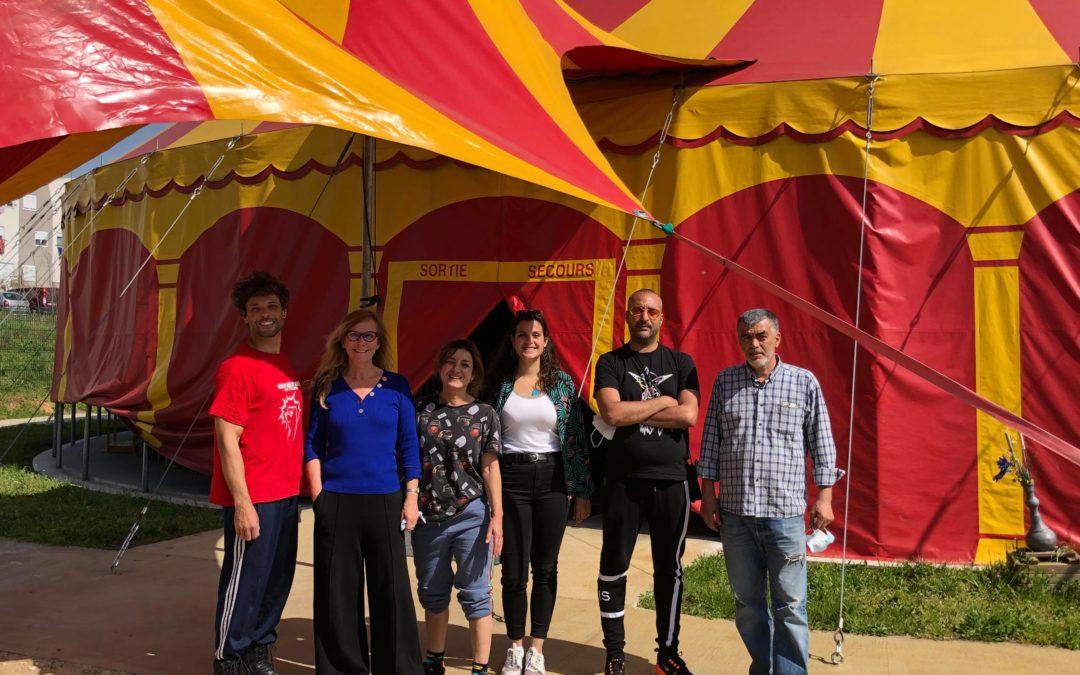 La Compagnie des Contraires: trente années d'intégration sociale par les arts du cirque et du théâtre