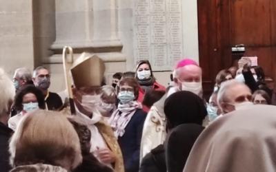 Un nouvel évêque pour le diocèse de Versailles: Mgr LucCrépy