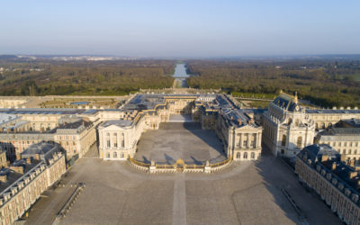 L'après-Covid: le Château de Versailles est rouvert au public