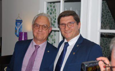 Un nouveau président au Lions Club de Conflans Montjoie