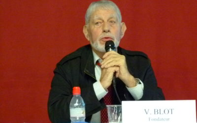"""Victor Blot: """"Toutes résistances s'organisent… se structurent et j'ai la volonté pourcela"""""""