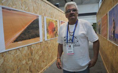 L'artiste brésilien Paulo de Araujo annonce son exposition à la Péniche deTriel