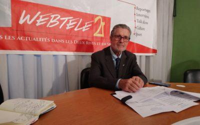 Jean-Pierre Bonin ouvre des perspectives pour le jumelage européen aux Mureaux
