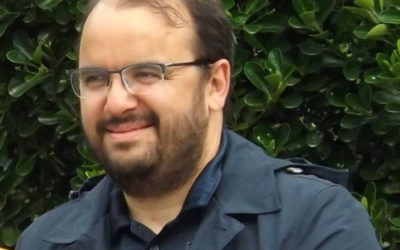 Djamel Nedjar, élu nouveau maire deLimay