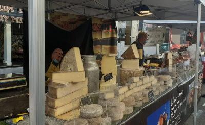 La Normandie au cœur du Festival des fromages de Meulan