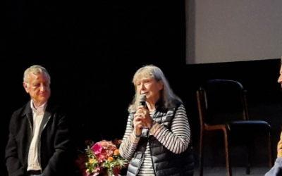 Marina Vlady a rendu hommage à Frédéric Dard dans le cinéma portant sonnom